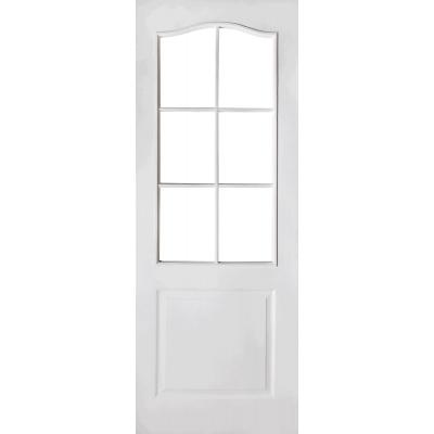 Межкомнатная дверь КЛАССИК (грунт) ПО