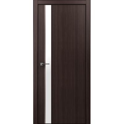 Межкомнатная дверь СТИЛЬ1 узкое ПО
