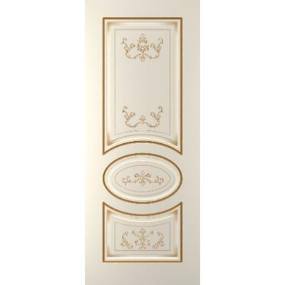 Межкомнатная дверь МАДРИД ПГ эмаль с 3D фрезеровкой