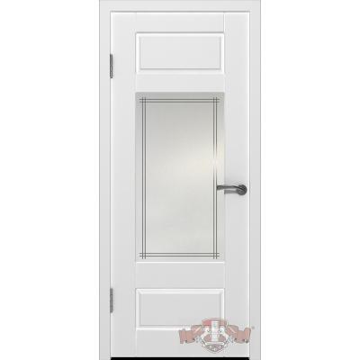 Межкомнатная дверь БАРСЕЛОНА 22 ПО эмаль